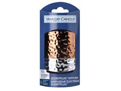 Yankee Candle Copper & Silver základní jednotka do zásuvky