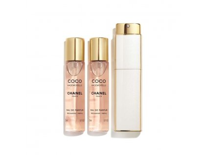 Chanel Coco Mademoiselle EDP parfémovaná voda dámská 3x20 ml