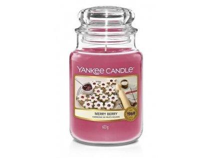 111801 yankee candle classic vonna svicka merry berry 623 g