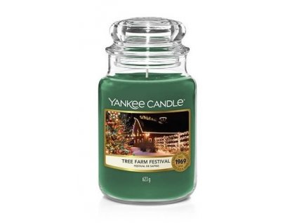 111804 yankee candle classic vonna svicka tree farm festival 623 g