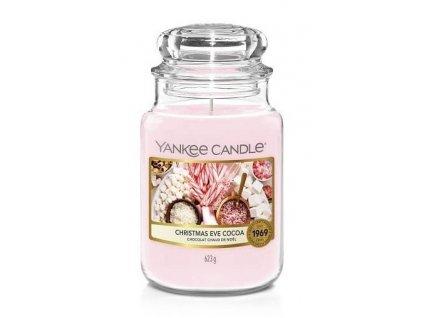 111795 yankee candle classic vonna svicka christmas eve cocoa 623 g
