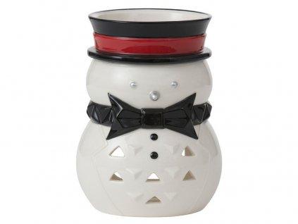 Yankee Candle Jackson Frost svícen na čajovou svíčku