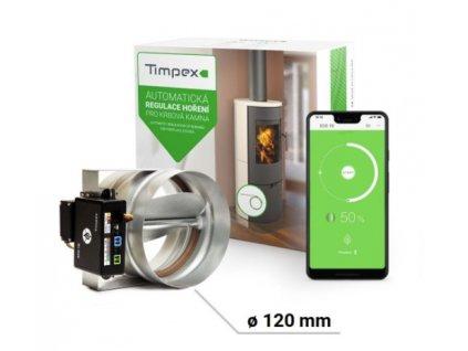 Regulace hoření Timpex Eco 10