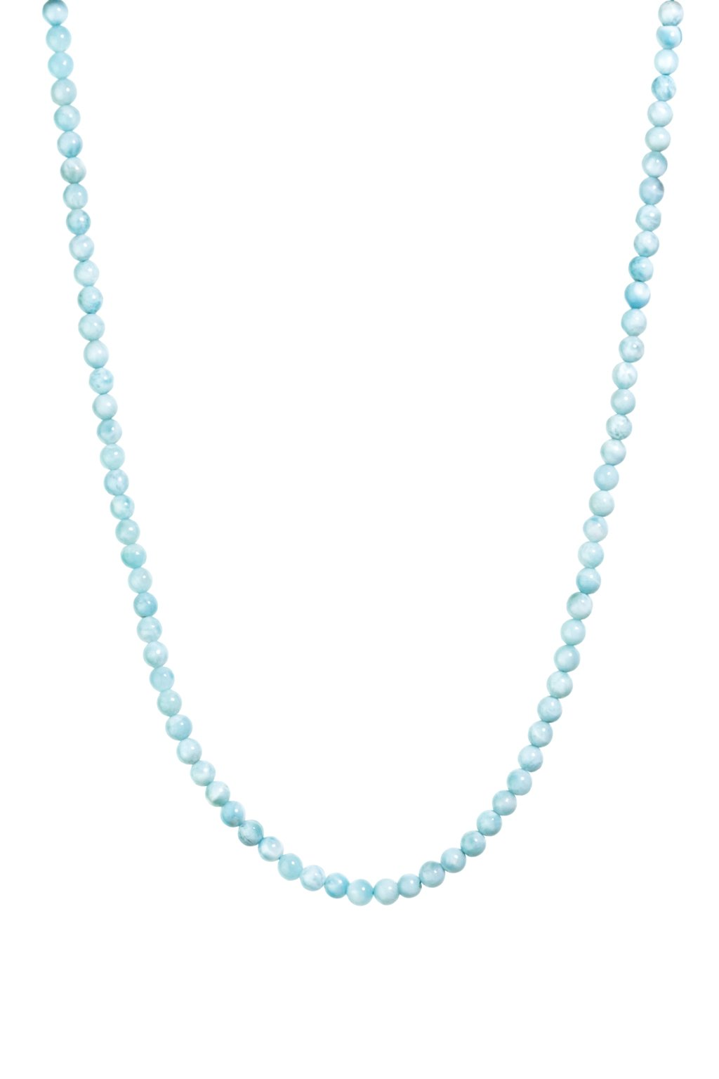 143 Larimar náhrdelník