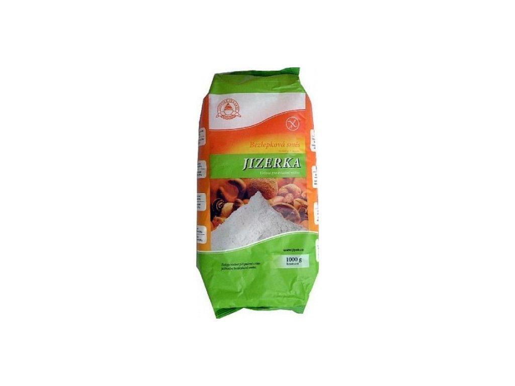 Jizerka bezlepková směs zelená 1kg Fyton