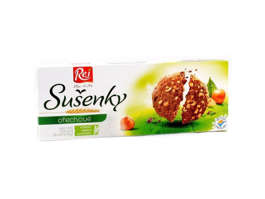 REJ Sušenky  ořechové - 14ks v bal.
