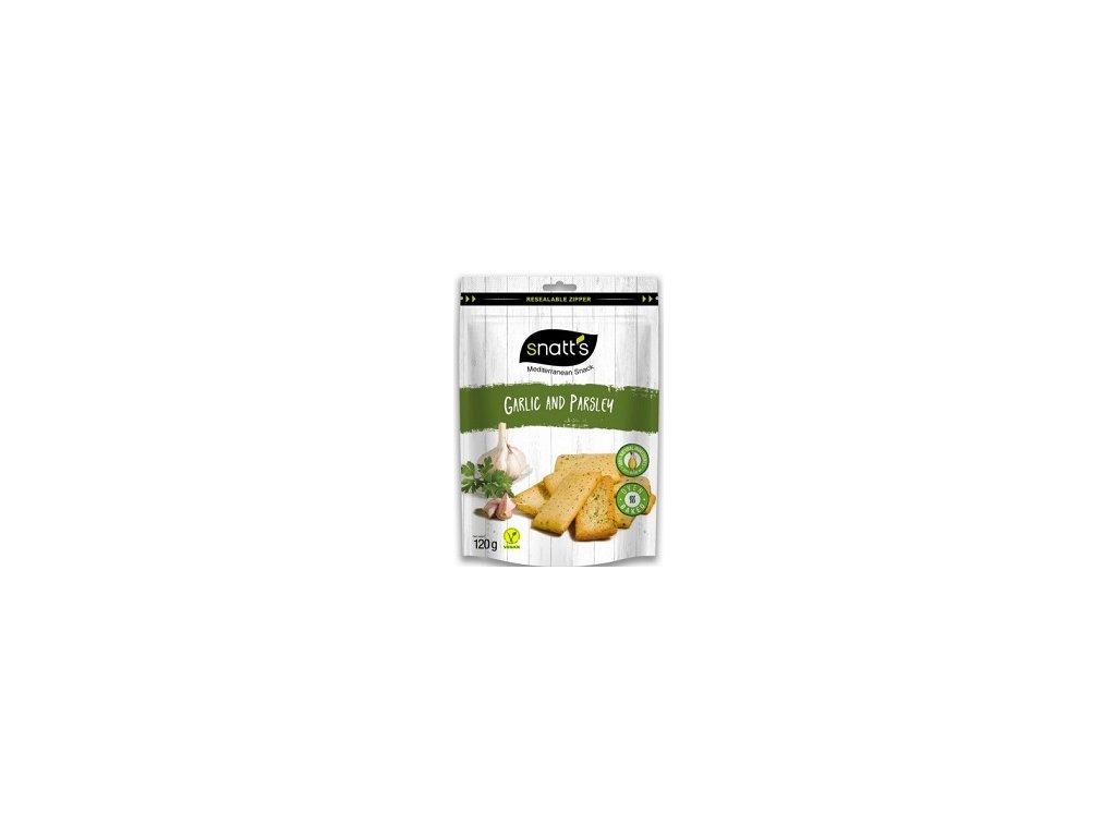 Steinex - Chlebíčky česnek petržel 120g