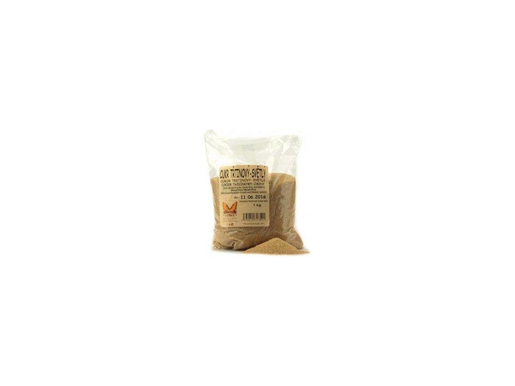 Cukr třtinový světlý 1kg Natural
