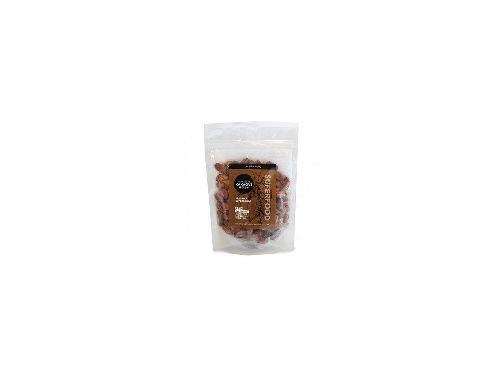 Kakaové boby BIO 250g