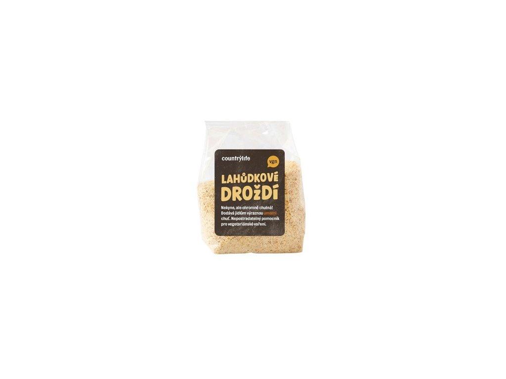 Droždí lahůdkové jedlé sušené  150g CL