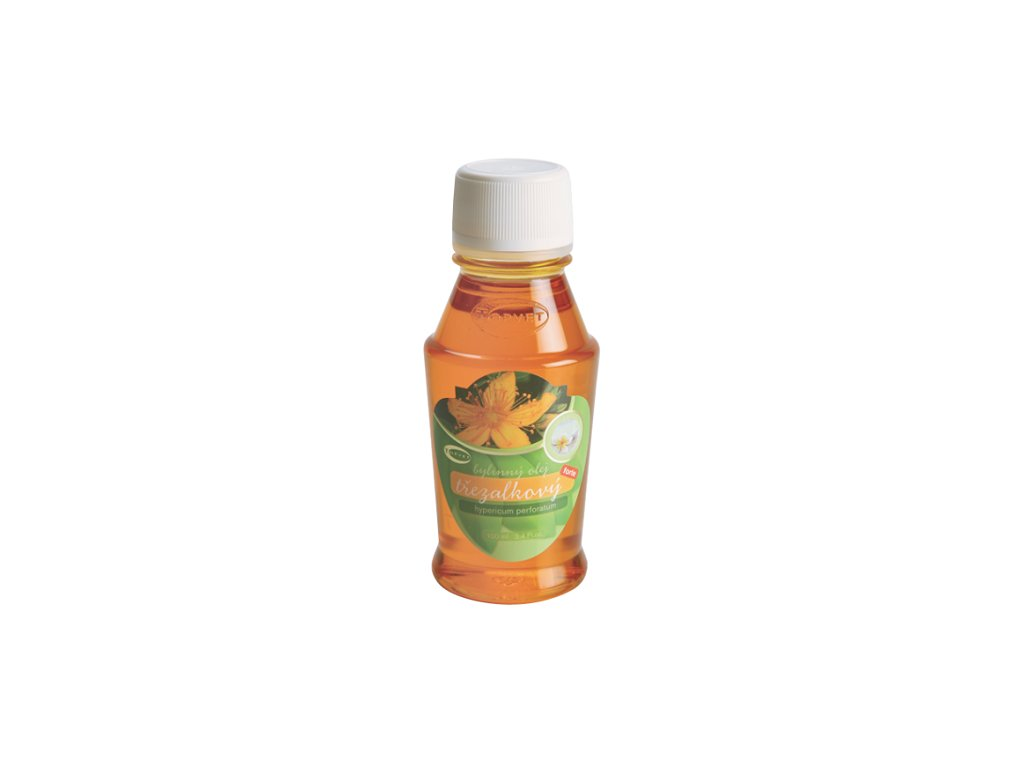 Top - Třezalkový olej 100ml
