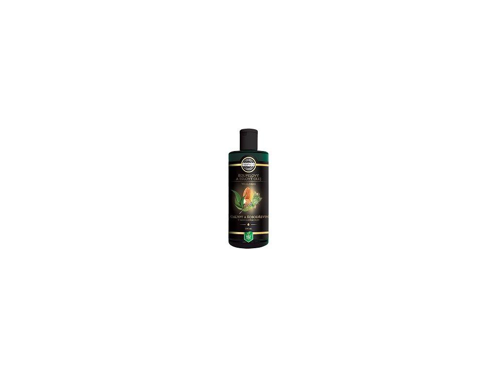 Top - Olej koupelový eukalypta kosodřevina  200ml