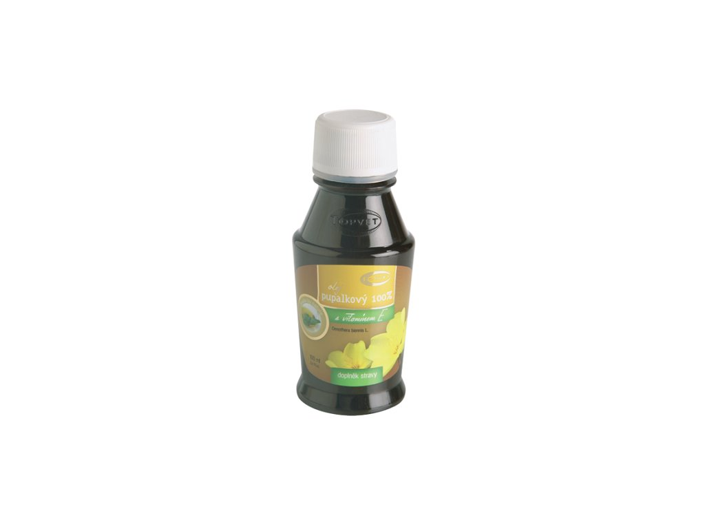 Top - Pupalkový olej 100% 100ml