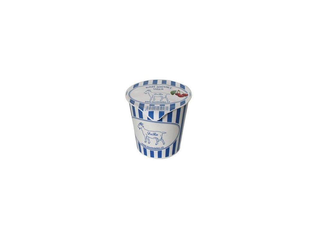 Kozí jogurt višeň 150g Fyton DoRa