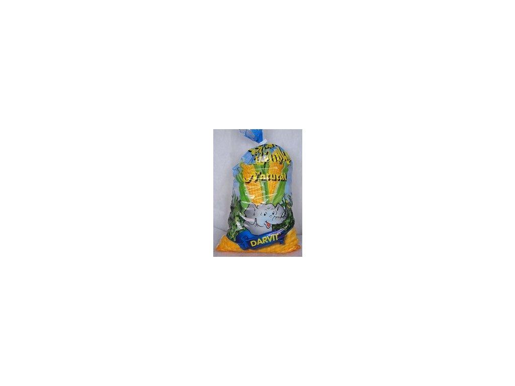 Křupky kukuřičné neochucené 130g Fyton