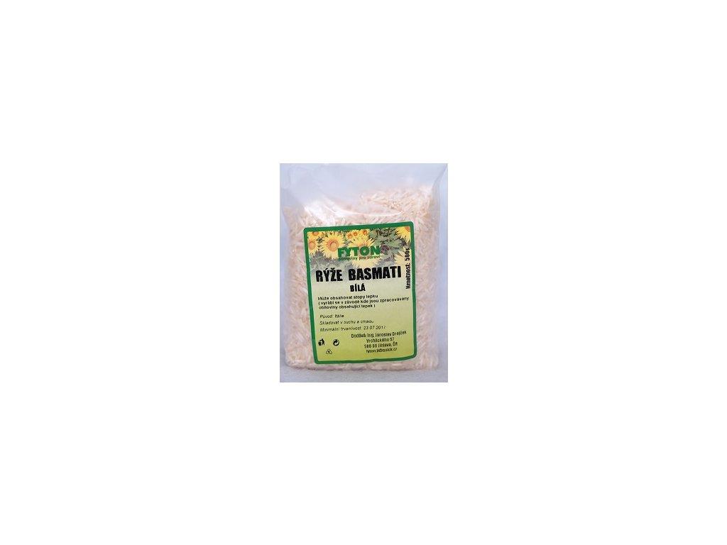 Rýže Basmati bílá 500g