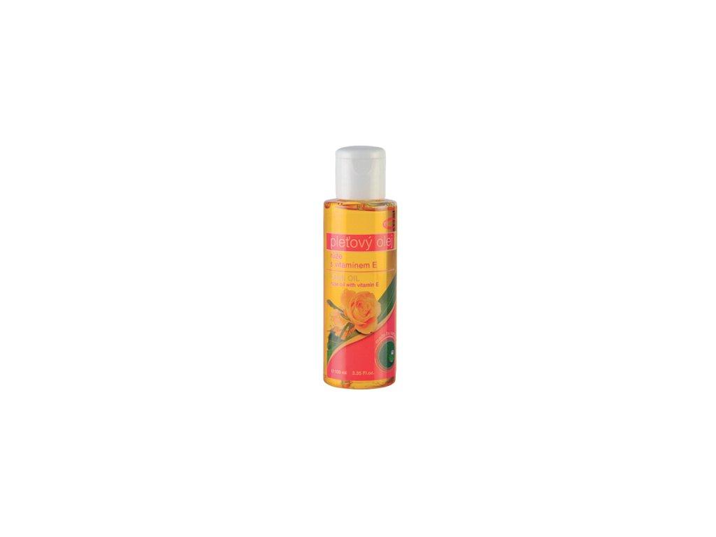 Top - Pleťový olej z růží 100% 100ml