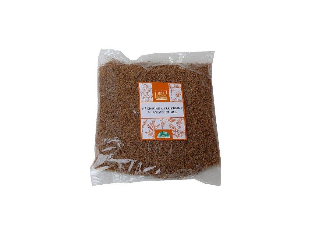 Nudle vlasové pšeničné celozrnné BIO PB 300g