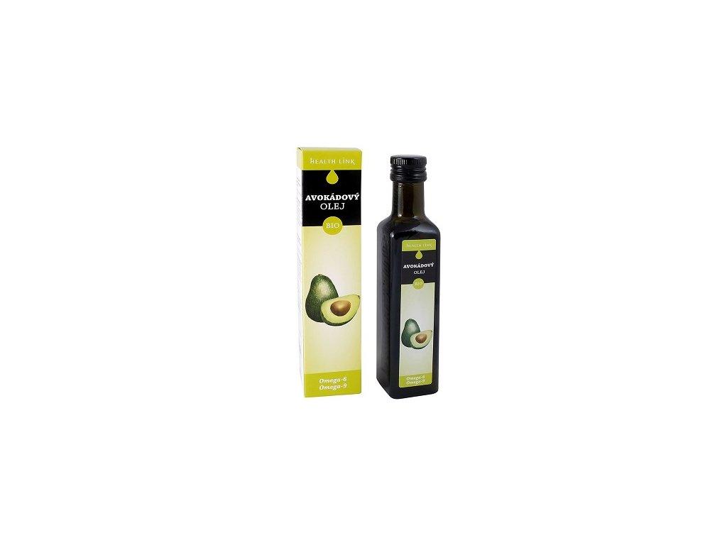 Olej avokádový BIO 0,25l