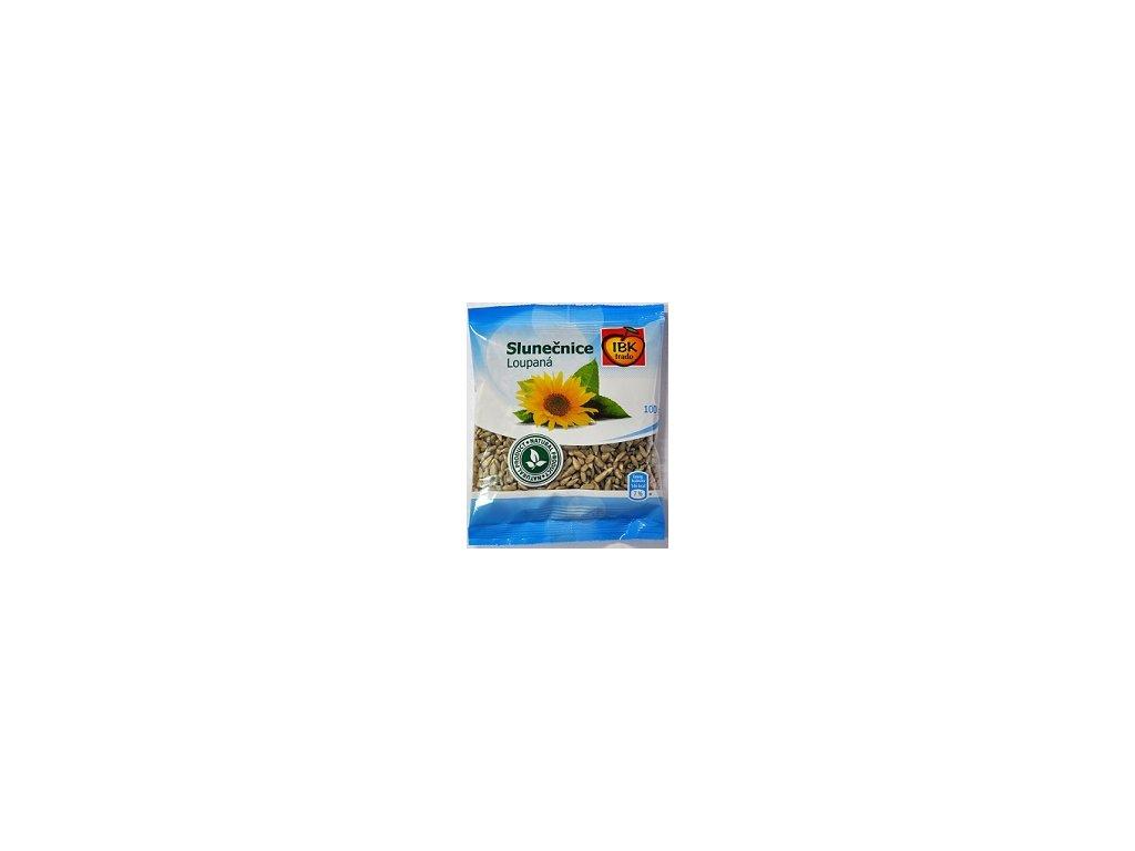 Slunečnicová semínka 100g IBK Fyton