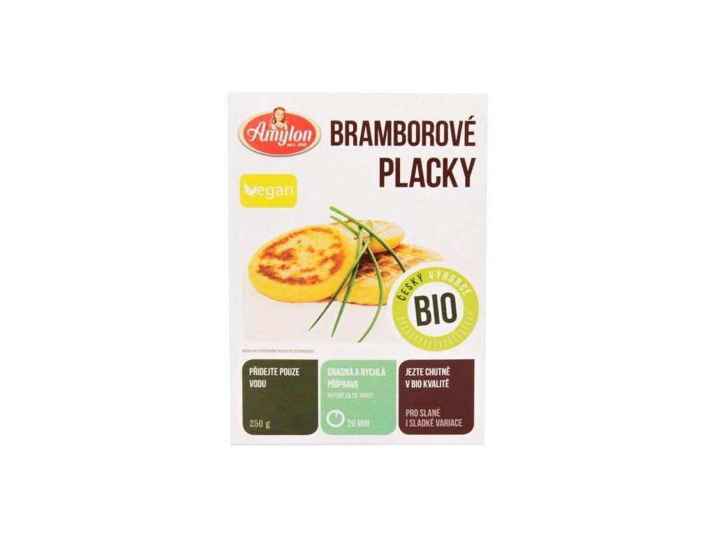 Placky bramborové BIO 250g Amylon