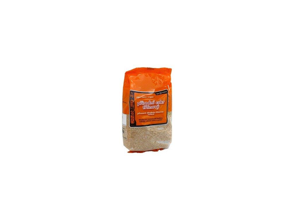 Cukr třtinový surový 500g bionebio