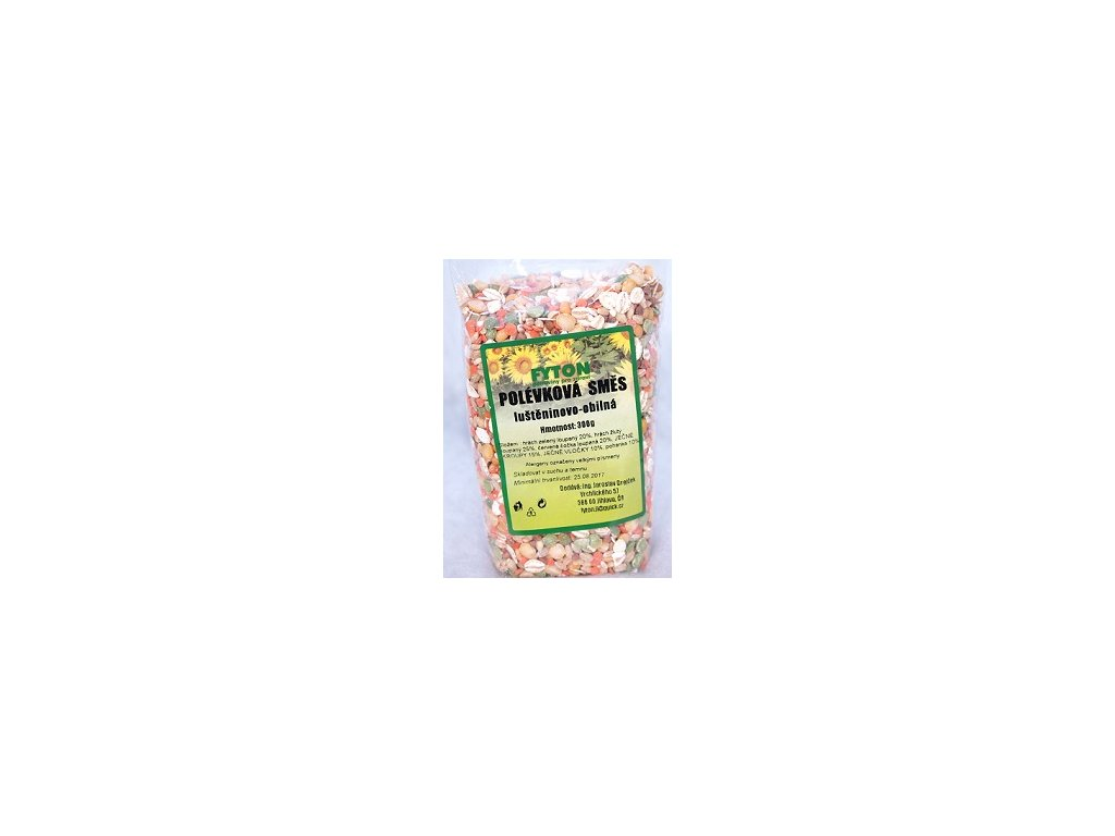 Polévková směs luštěninovo-obilná 300g