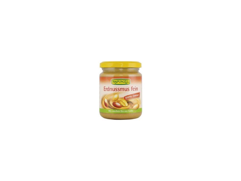 Pomazánka 100% arašídová jemná BIO 250g Rapunzel