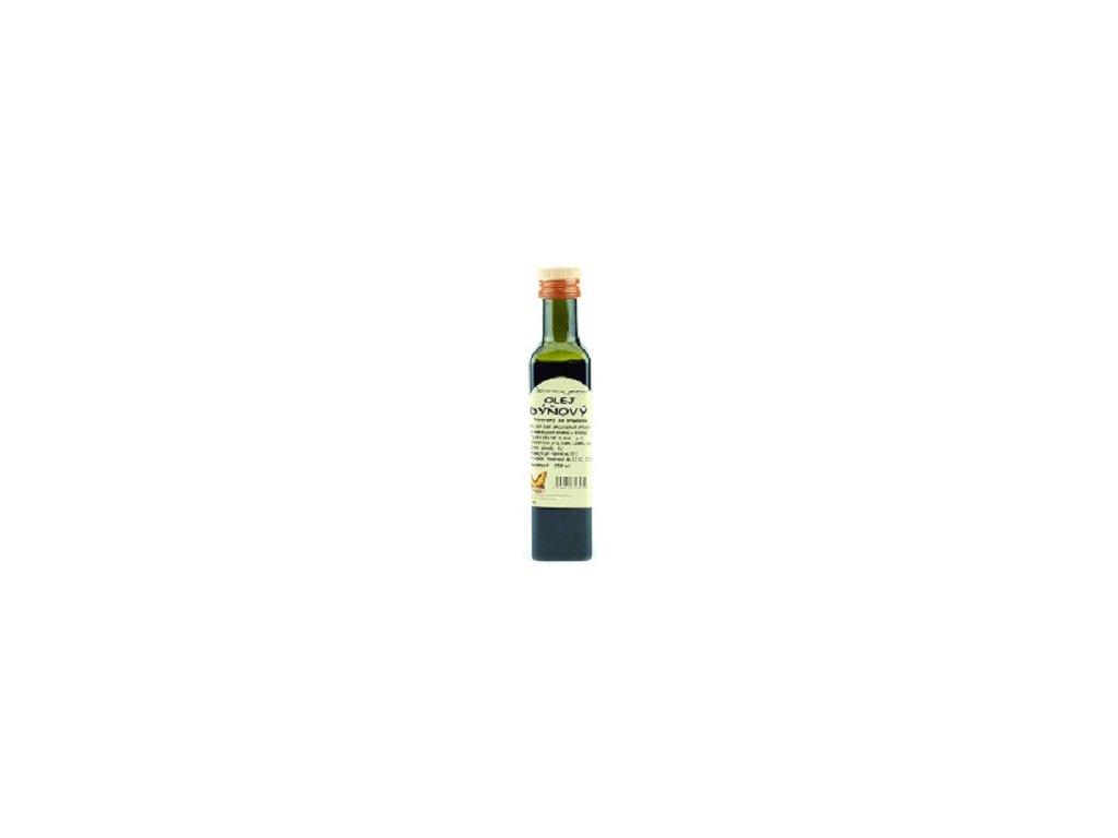 Olej dýňový lis. za studena NATURAL 250g