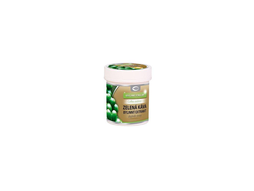 Top - Tobolky - Zelená káva - bylinný extrakt