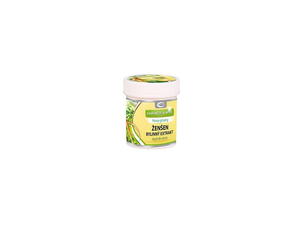 Top - Tobolky - Ženšen - bylinný extrakt 30g