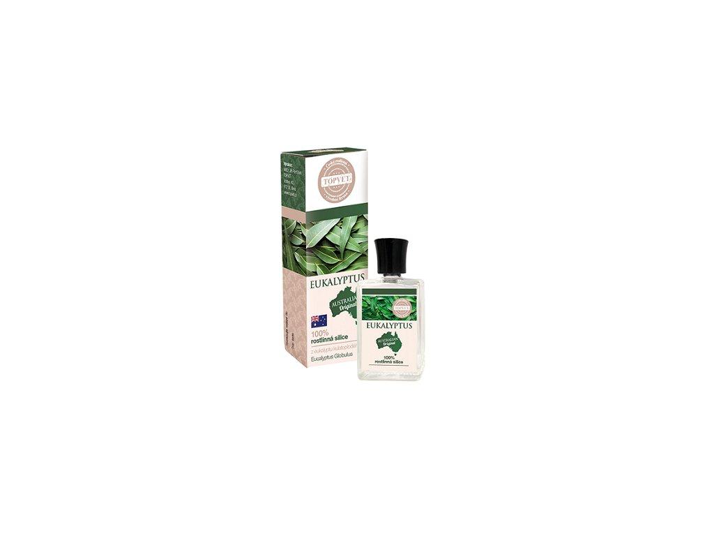Top - Éterický olej eukalyptus 10ml