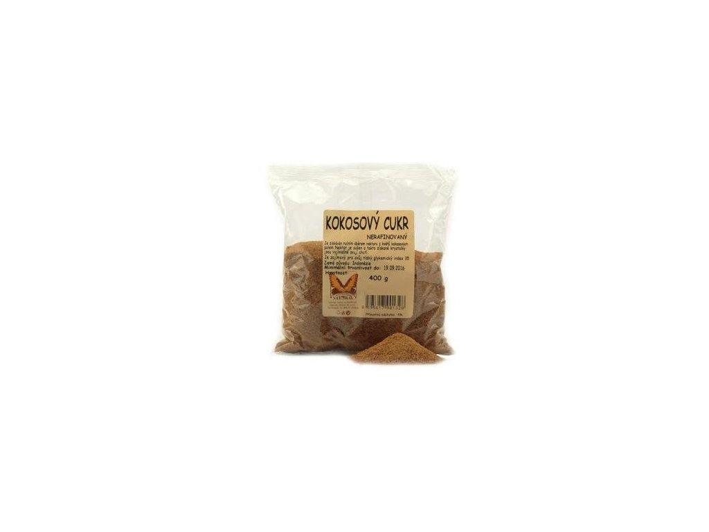 Cukr kokosový neraf.350g Natural