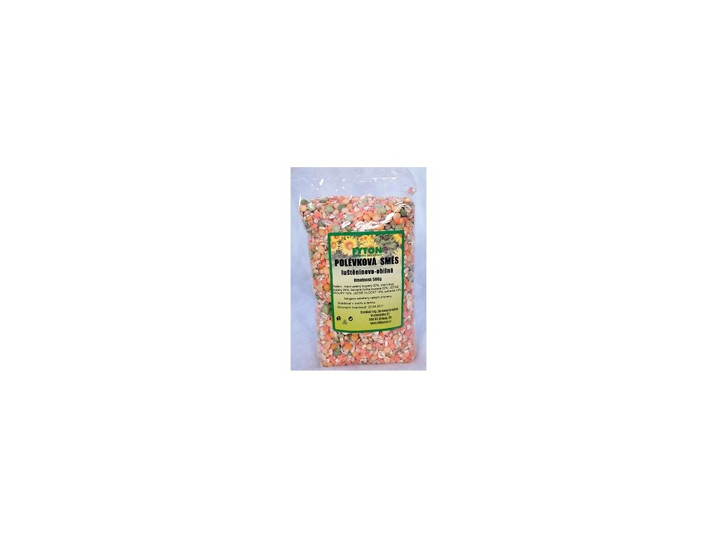 Polévková směs luštěninovo-obilná 500g Fyton