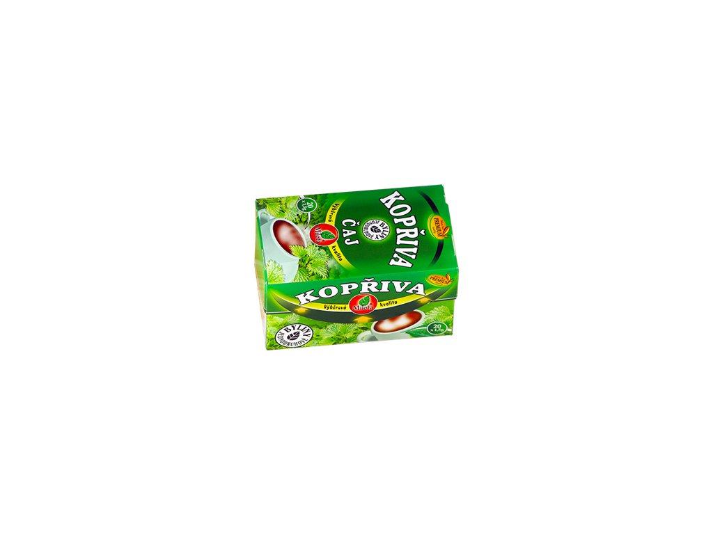 Mil - Kopřivový čaj 20x1,5g porcovaný 30g