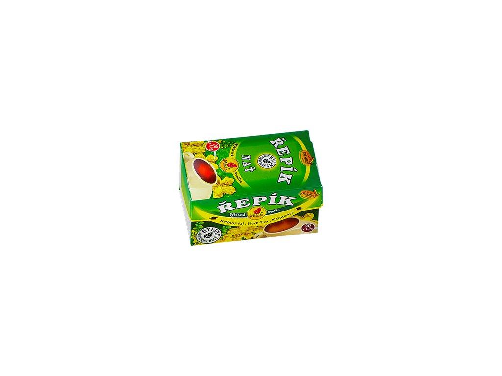 Mil - Řepíkový čaj 30g 20x1,5g porcovaný