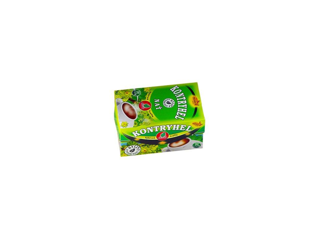 Mil - Kontryhel čaj porcovaný 30g