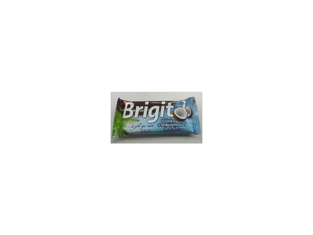 Brigit - tyčinka se sojou a kokosem 90g