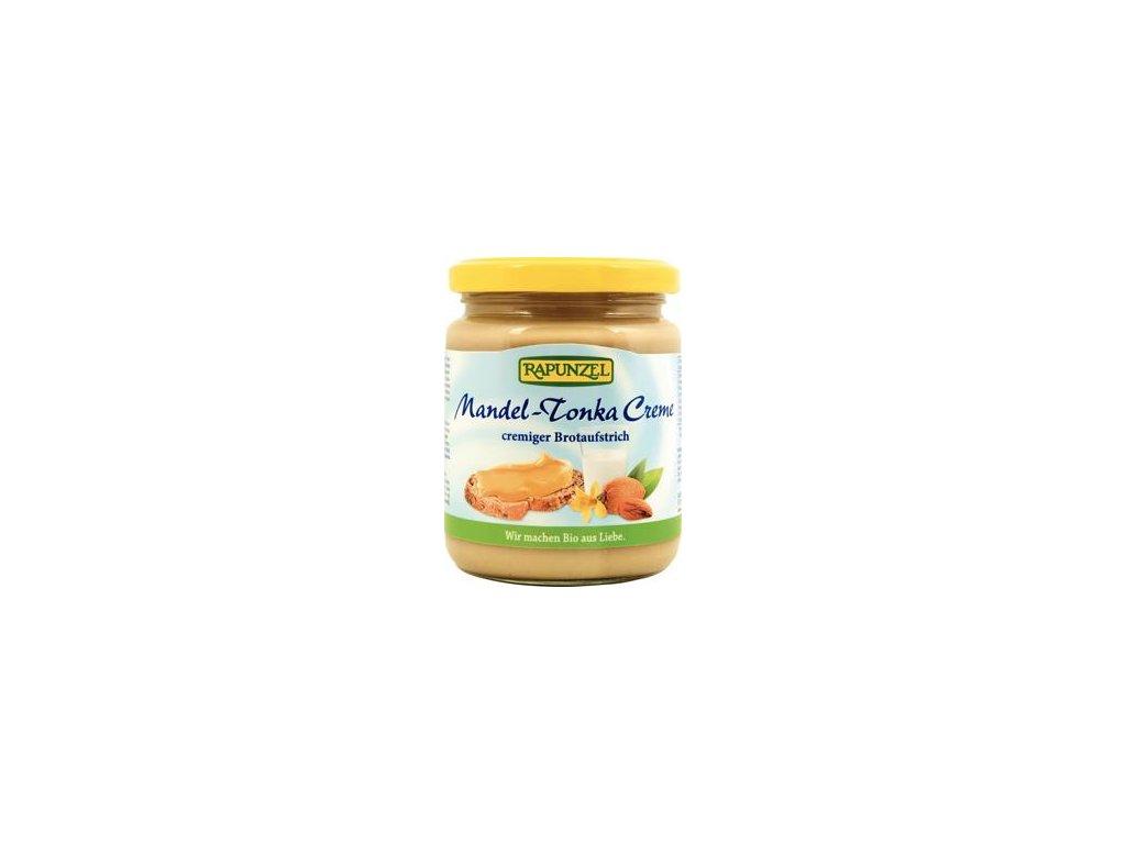 Pomazánka Mandle-Tonka BIO 250g Rapunzel
