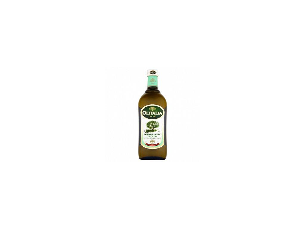 Olej olivový 2.lis 1 l Sansa Natural