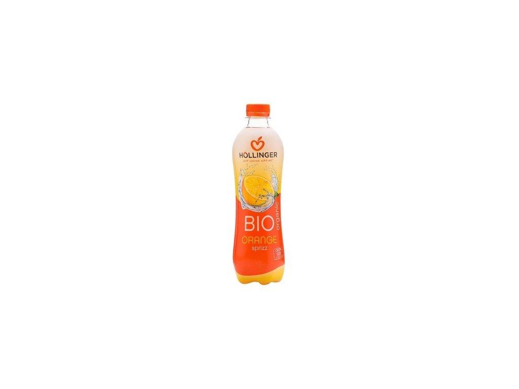 A - CL - Limonáda pomeranč BIO 500ml Hollinger