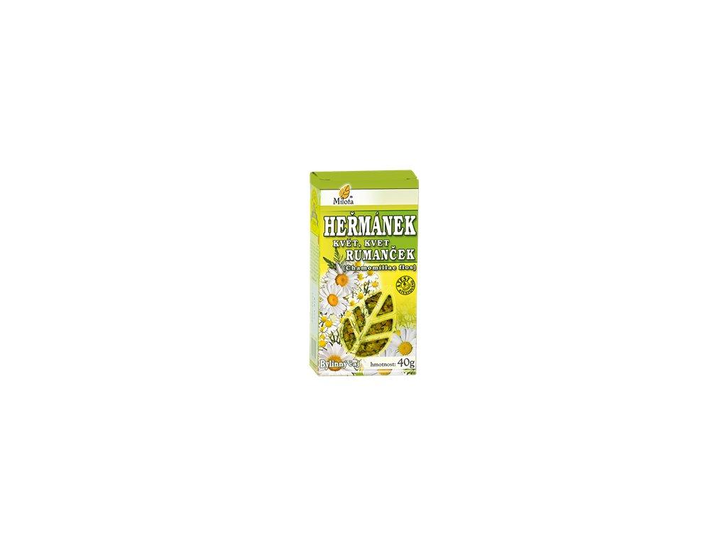 Mil - Heřmánek květ 40g sypaný
