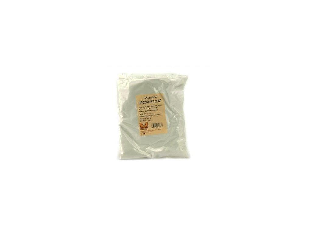 Cukr hroznový dextroza glukopur 250g Natural