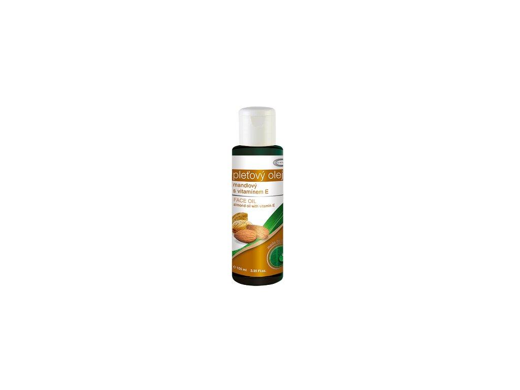 Top - Pleťový olej mandlový 100ml