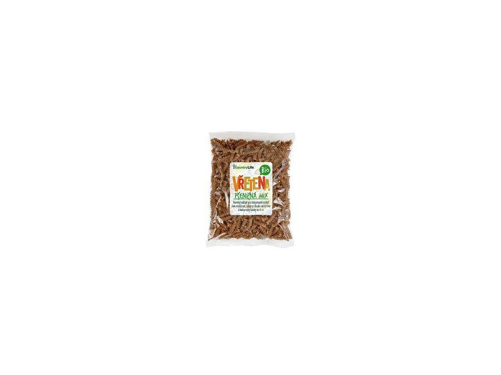 Vřetena pšeničná mix 400g CL BIO