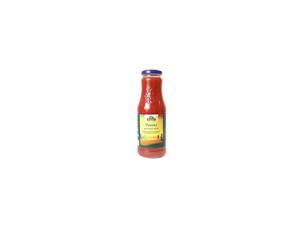 Passata pasírovaná rajčata 690g BIO