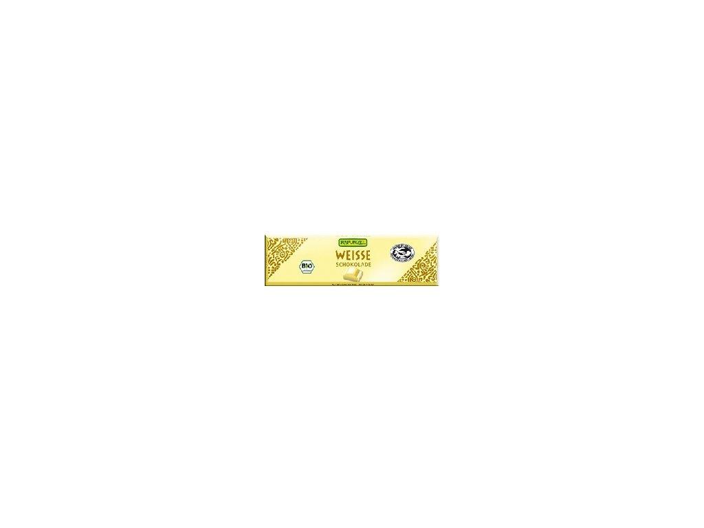 Čokoláda Rapunzel BIO mini bílá 20g