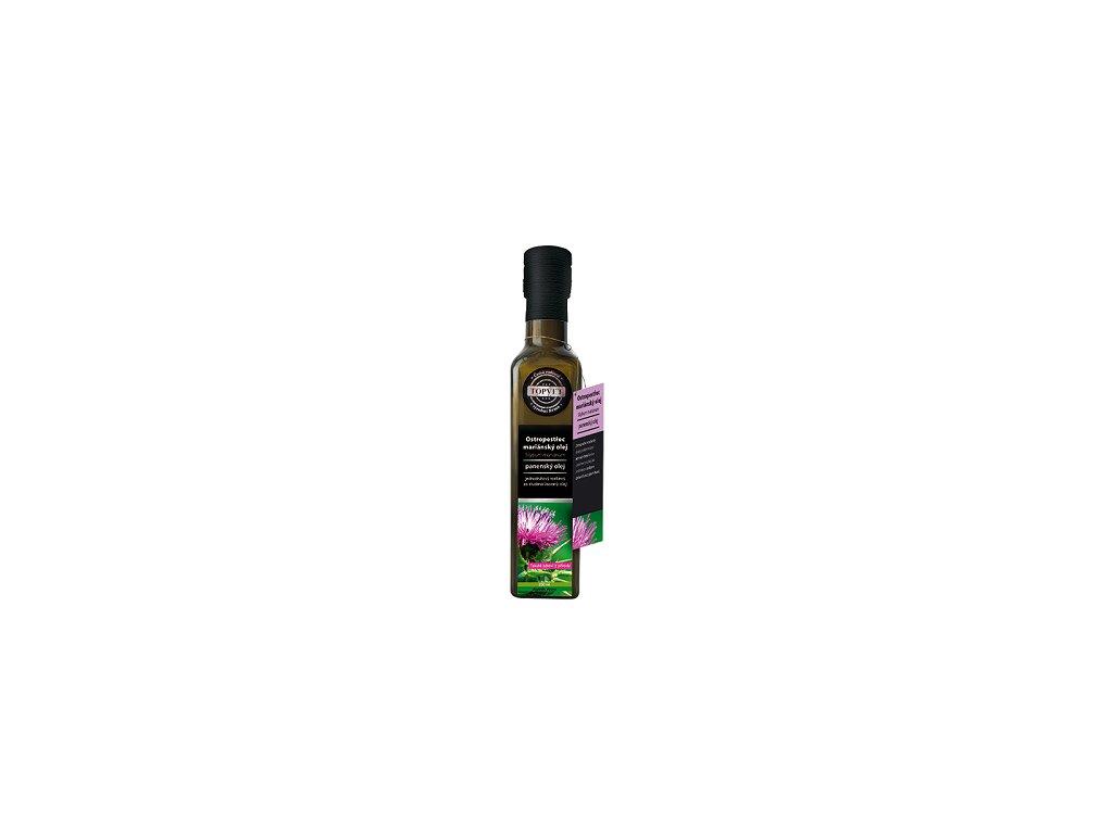 Top - Olej z ostropestřce 250ml