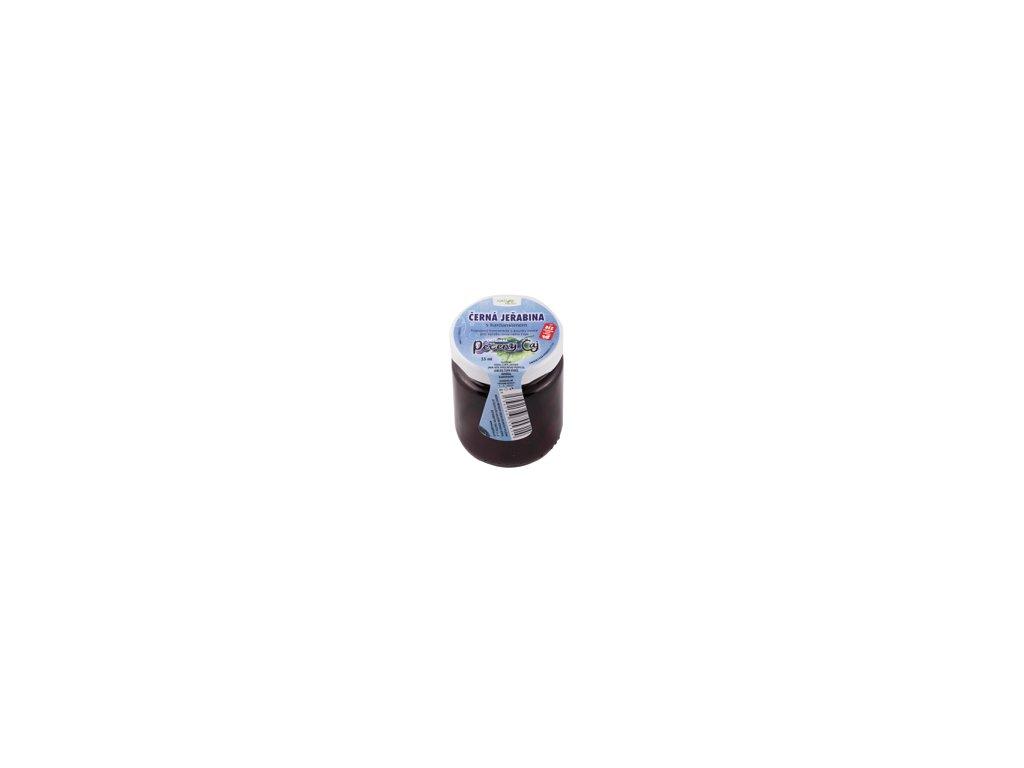 Běl - Černá jeřabina s kardamonem 55ml