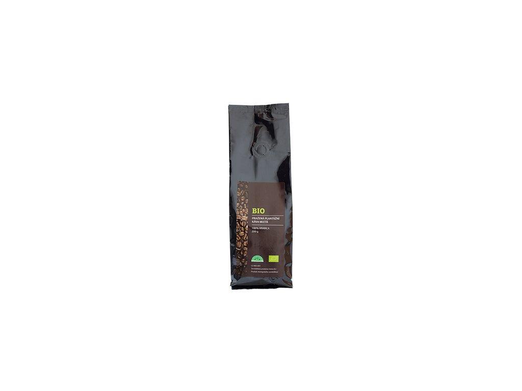 Káva mletá BIO 100% arabika 200g Oxalis